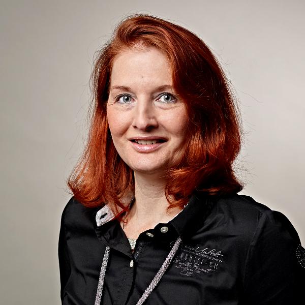 Steuerfachangestellte, Bilanzbuchhalterin Susanne Buesge