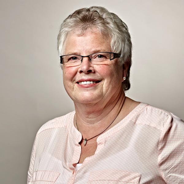 Bürokauffrau Hildegard Gevers